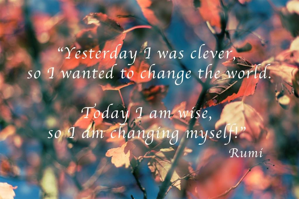 Wednesday Words: Rumi