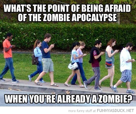 funny-kids-phones-worry-zombie-apocalype-point-pics