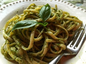 Ina Garten's Easy Pesto
