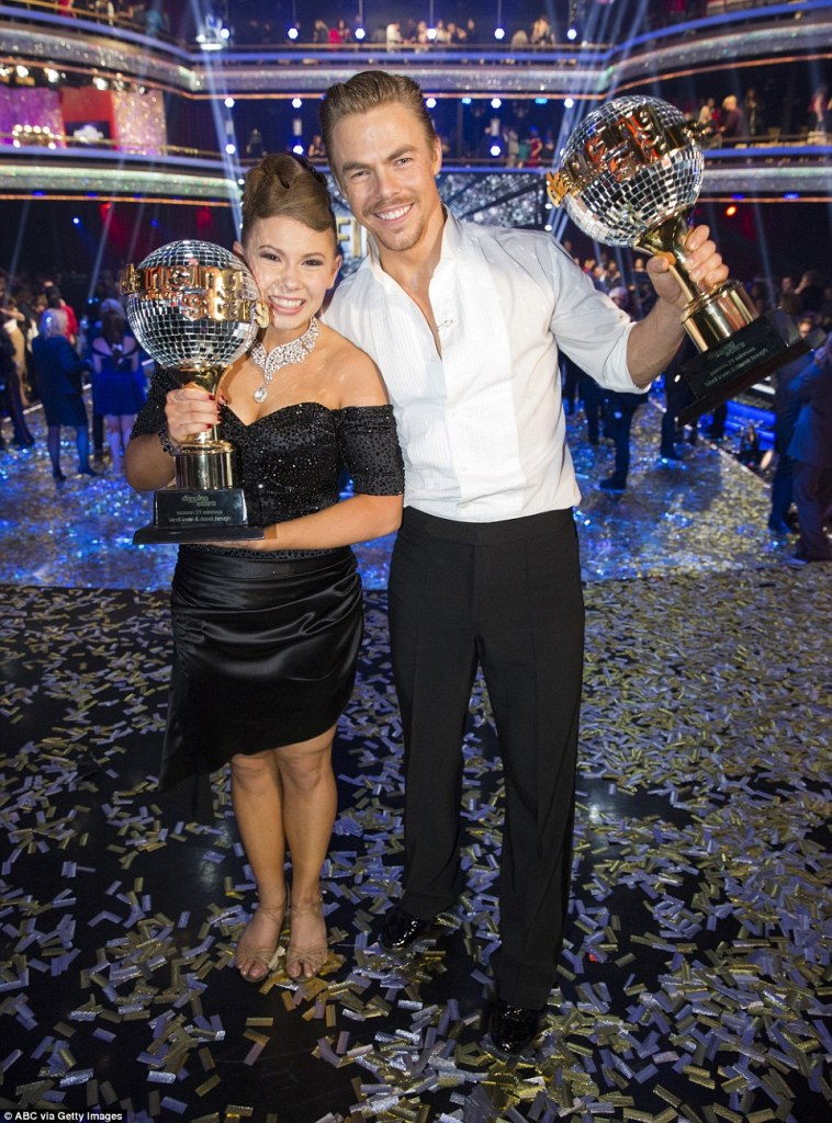 Dishing on Dancing with the Stars: Love this couple! Oh. My.