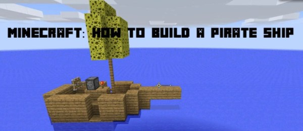 pirate ship minecraft # 34