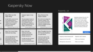 Kaspersky Now For Windows 8