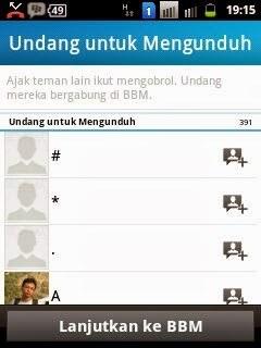 [UPDATE] Aplikasi BBM For GingerBread Terbaru