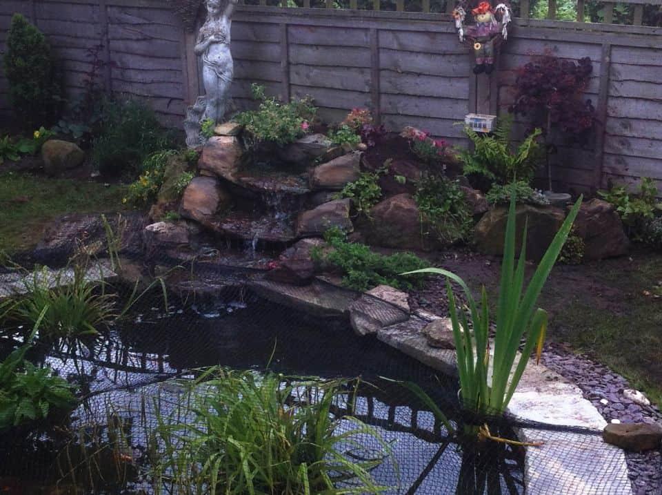 Preformed Fish Ponds