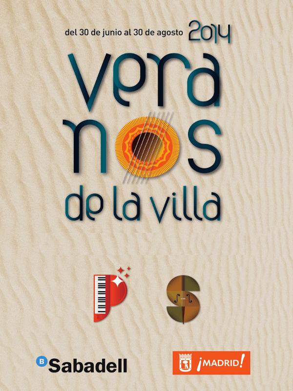 Veranos de la Villa 2014 | Madrid | Del 30 de junio al 30 de agosto de 2014