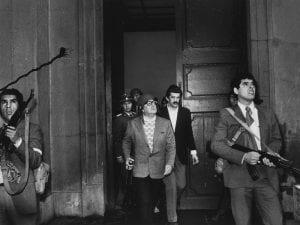 Yo pisare las calles nuevamente | Salvador Allende en la Casa de la Moneda | Santiago - Chile | 11 de septiembre de 1973