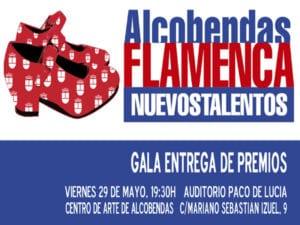 Alcobendas Flamenca Nuevos Talentos 2015   2ª edición Concurso Online de Cante y Baile Flamenco   Ayuntamiento de Alcobendas