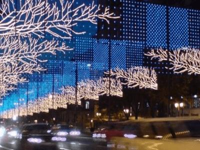 Es Madrid Es Navidad   Alumbrado madrleñol   Madrid Navidad 2015