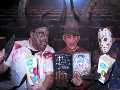 Nocturna | Festival Internacional de Cine Fantástico de Madrid | 3 personajes del cine de terror