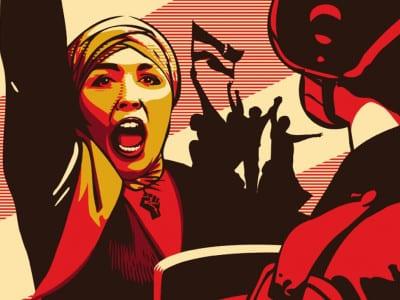 Primavera Árabe: Manifestaciones del mundo árabe entre 2010 y 2013