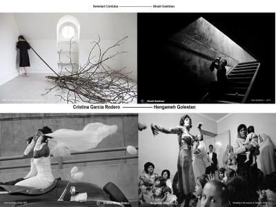 'Miradas paralelas' de fotógrafas españolas e iraníes en Conde Duque   Soledad Córdoba y Shadi Gadirian   Cristina García Rodero y Hengameh Golestan   Madrid   11/03-15/05/2016