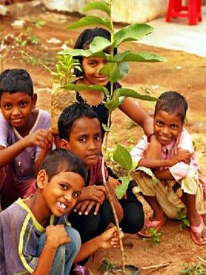 Día de la Madre Tierra 2016 | Árboles para la Tierra | Earth Day 2016 | Trees for The Eearth | 22 de abril | Futuro: niños y árboles