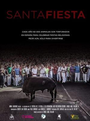 DocumentaMadrid 2016   Santa Fiesta   Miguel Ángel Rolland   España 2016   Cartel