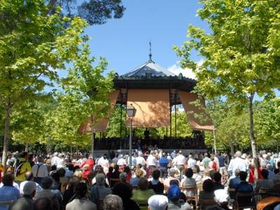 Fiestas de San Isidro 2016 | Madrid | Parque de El Retiro | Escuelas Municipales de Música de Madrid | 16/05/2016