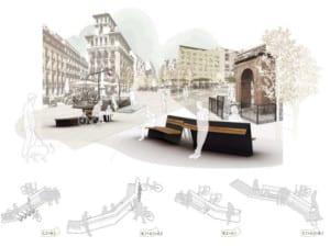 12 diseños finalistas nuevos bancos de Madrid   Julio 2016   Delta
