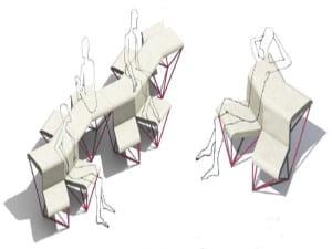 12 diseños finalistas nuevos bancos de Madrid   Julio 2016   Sedere