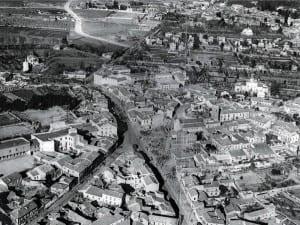 Vista aérea de Carabanchel Alto | Madrid | 1935