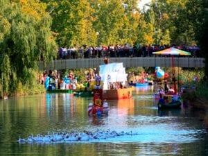 Fiestas del Motín de Aranjuez | 2 al 5 de septiembre de 2016 | Descenso Pirata del Tajo en Aranjuez