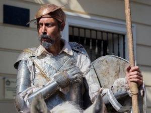 18 Mercado Cervantino | Alcalá de Henares | Comunidad de Madrid | 07-12/10/2016 | Don Quijote
