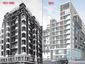 Gran Vía de Madrid | Primer edificio del siglo XXI | Rafael de La-Hoz Castanys | 2009-2013