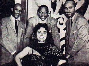 En esto llegó Fidel, se acabó la diversión | Bebo Valdés con Orestes Urfé, Obdulia Breijo y Roberto Tibeau en el Casino Sevilla | La Habana - Cuba | 1958