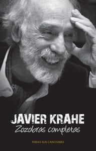 'Javier Krahe Zozobras completas'   Todas sus canciones   18 Chulos Records   Madrid 2016