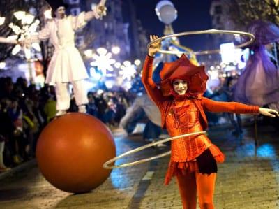 Carnaval 2016 | Distrito de Puente de Vallecas  - Vallekas | Madrid