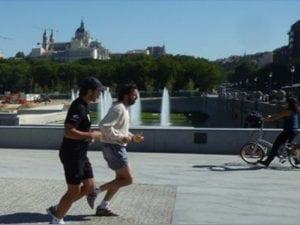 Madrid Río es uno de los mejores lugares para hacer running en la ciudad de Madrid