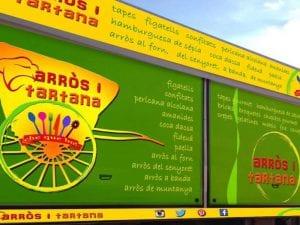 3ª Expo Food Trucks Nuevos Ministerios   Madrid   30/05 al 04/06/2017   Arròs i tartana