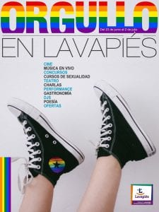 Orgullo en Lavapiés 2017   World Pride Madrid 2017   Barrio de Lavapiés   Centro   Madrid   Cartel
