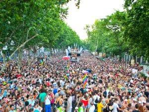 World Pride Madrid 2017 | Fiesta del Orgullo LGBT | 23/06 -02/07/2017 | Madrid | Manifestación