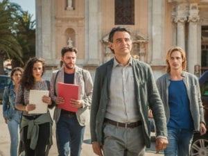 La Hora del Cambio | Ficarra y Picone | Vértice Cine | Preestreno El Campo de Cebada | 20/0772017 | La Latina | Madrid | Cartel | ¡Tenemos nuevo alcalde y va a cumplir todas sus promesas