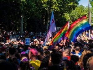 World Pride Madrid 2017   Manifestación y desfile de carrozas Orgullo Gay 2017   01/07/2017   Foto Pablo Rentería/Cicerone Plus