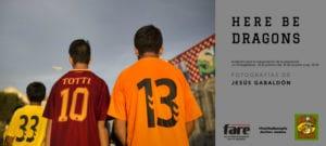 'Here be dragons' | Exposición sobre Dragones de Lavapiés | Fotografías de Jesús Gabaldón |18/10-18/11/2017 | Espacio Embajadores 18 | Lavapiés – Madrid | Invitación inauguración