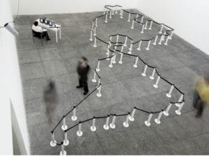 Lección de arte | Museo Nacional Thyssen-Bornemisza | Madrid | 07/11/2017-28/01/2018 | Área restringida (América) (2011) | Mateo Maté