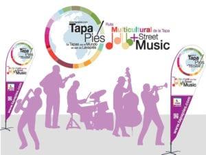 Tapapiés 2017 | 7ª Ruta Multicultural Tapas y Música en Lavapiés | 19-29/10/2017 | Lavapiés | Madrid | De tapas por el mundo sin salir de Lavapiés
