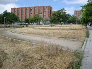 El Ayuntamiento de Madrid renovará 19 zonas verdes en 14 distritos madrileños   Una de las zonas verdes que se renovará