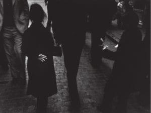 Cualladó esencial | 17/02 al 29/04/2018 | Sala de Exposiciones Canal de Isabel II | Chamberí - Madrid | 'El Rastro' | Madrid, 1980-1981 | © Familia Cualladó