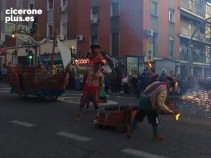 Desfile de Carnaval Madrid 2018   Puente de Vallecas y Retiro   09/02/2018   Foto Pablo Rentería/Cicerone Plus