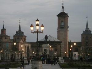 Madrid y las Ciudades Patrimonio presentan su oferta turística y cultural 2018 | Plaza de Cervantes | Alcalá de Henares | Comunidad de Madrid