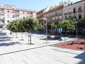 Plan de Renaturalización de Lavapiés | Ayuntamiento de Madrid | Embajadores | Centro | Madrid | Remodelación Plaza de Nelson Mandela