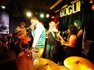 Conciertos septiembre 2018 Bogui Jazz | Madrid | Afrojam | Todos los miércoles en Bogui Jazz
