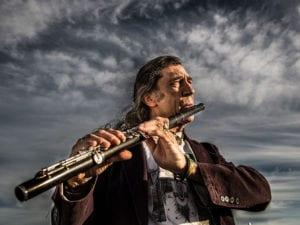 Conciertos septiembre 2018 Bogui Jazz | Madrid | 'Momentos Alhambra Jazz': Jorge Pardo 4 | 13/09/2018 | Foto Manuel Naranjo