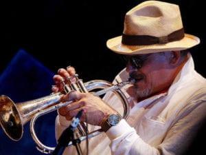 Jerry González | Trompetista y percusionista | Bronx, Nueva York, EEUU, 1949 - Lavapiés, Madrid, España, 2018