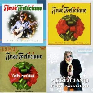 Feliz Navidad, próspero año y felicidad   José Feliciano   Discos