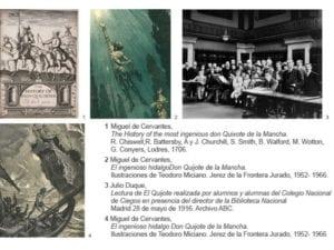 Miguel de Cervantes más allá del Quijote | Museo Casa Natal de Cervantes | 15/12/2018-05/05/2019 | Alcalá de Henares | Madrid