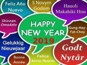 Feliz Año Nuevo 2019 | PqHdM