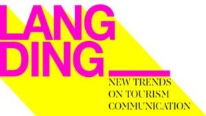 Festival Landing-Madrid 2019 | Turismo del Ayuntamiento de Madrid | 22-25/01/2019 | Ciudad de Madrid | Logo