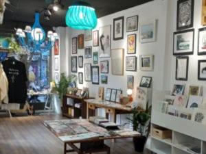 Tienda Los Artistas del Barrio | Calle de Embajadores | Lavapiés | Centro | Madrid