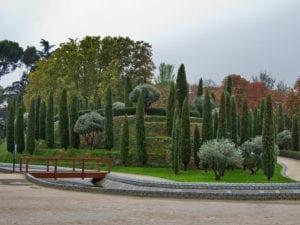 15º aniversario del 11-M | Actos conmemorativos | Bosque del Recuerdo | La Chopera | Parque del Retiro | Madrid